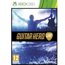 MICROSOFT Microsoft XBOX 360 Game XBOX 360 GUITAR HERO LIVE GAME