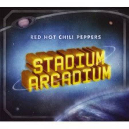 CD MUSIC BY TITLE CD RED HOT CHILI PEPPERS STADIUM ARCADIUM