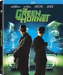 BLU-RAY MOVIE Blu-Ray THE GREEN HORNET