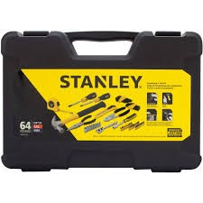 STANLEY Combination Tool Set 64PC HOME OWNERS TOOL KIT