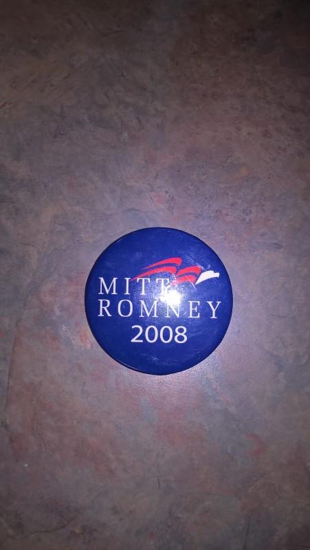 MITT ROMNEY 2008 BUTTON