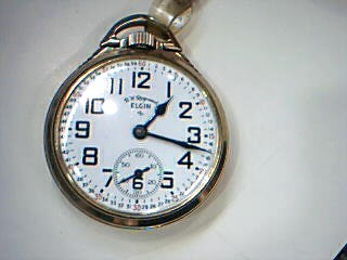 ELGIN WATCH CO Pocket Watch 571