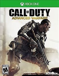 MICROSOFT Microsoft XBOX One Game CALL OF DUTY ADVANCED WARFARE - XBOX ONE