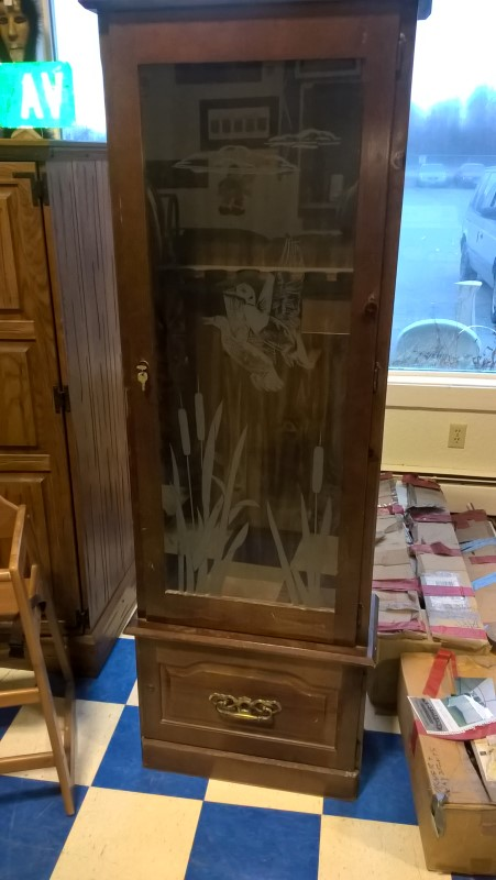 Miscellaneous Furniture 6 GUN GUN CABINET