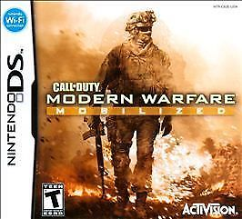 NINTENDO Nintendo DS Game DS CALL OF DUTY MODERN WARFARE MOBILIZED