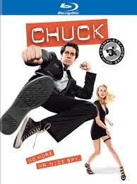 BLU-RAY MOVIE Blu-Ray CHUCK