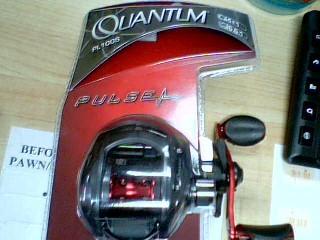QUANTUM Fishing Reel PULSE PL100S