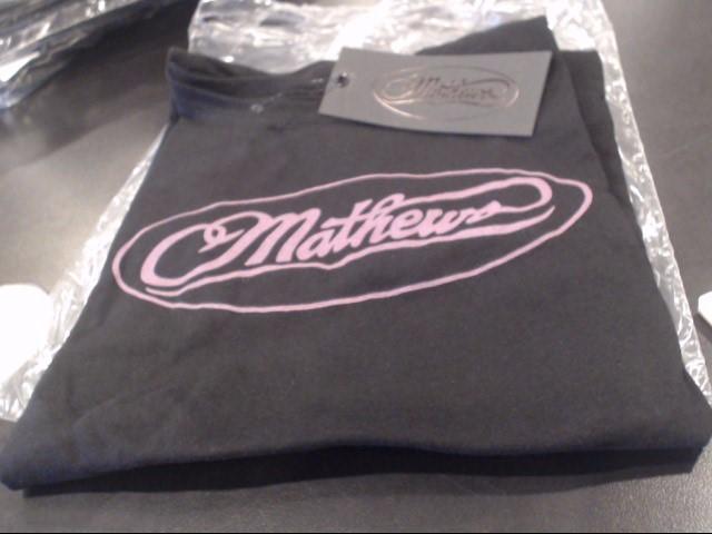 MATHEWS BOWS Shirt M16S-Y44