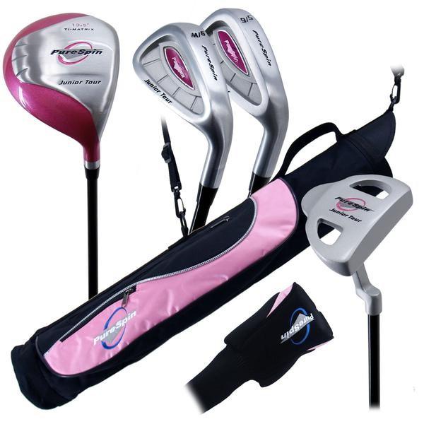 PURESPIN Golf Club Set JUNIOR TOUR