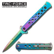 TAC-FORCE Pocket Knife TF-698RB