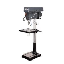 CENTRAL MACHINERY Drill Press 61484 Production grade