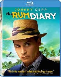 BLU-RAY MOVIE Blu-Ray THE RUM DIARY