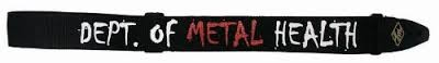LM PS5MH Guitar Strap