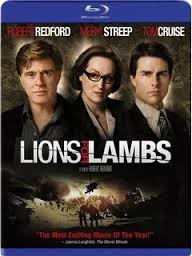 BLU-RAY MOVIE Blu-Ray LIONS FOR LAMBS
