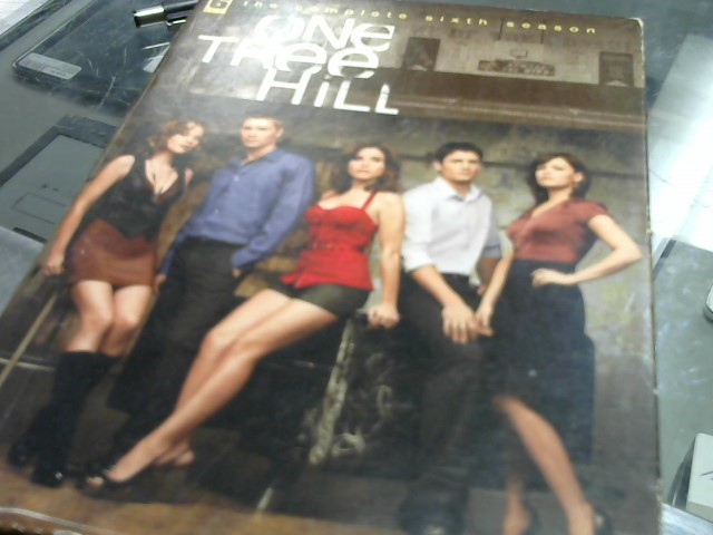 DVD BOX SET DVD ONE TREE HILL SEASON 6
