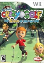NINTENDO Nintendo Wii Game KIDS SPORTS: CRAZY GOLF