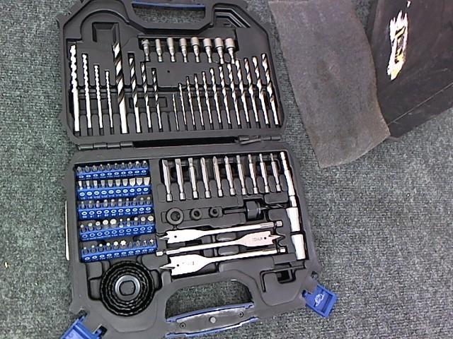 GTV Miscellaneous Tool DRILL BIT SET CR-V716