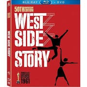 BLU-RAY MOVIE Blu-Ray WEST SIDE STORY 50TH ANNVERSARY