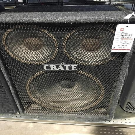 CRATE Electric Guitar Amp BC-1810