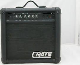 CRATE Electric Guitar Amp GX-15