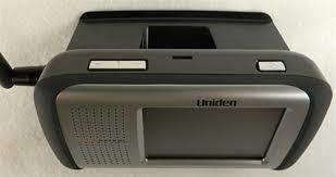 UNIDEN Police Scanner AMWUB363