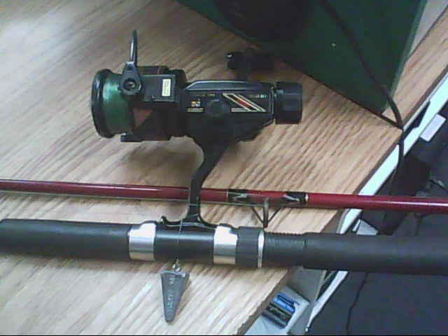 SILSTAR Fishing Rod & Reel DX60