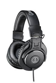 AUDIO-TECHNICA Headphones ATH-M30X