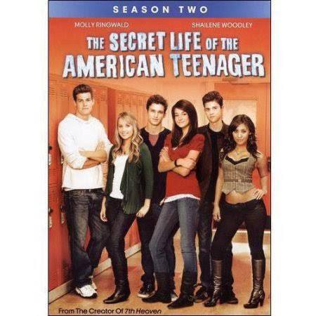 DVD BOX SET DVD THE SECRET LIFE OF THE AMERICAN TEENAGER