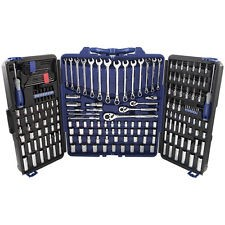 KOBALT TOOLS Combination Tool Set 200 PC TOOLSET IN TRI-FOLD CASE