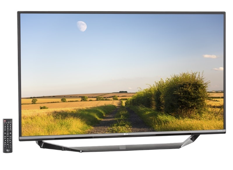 "LG 4K LED HDTV 49"" 49UF6700"