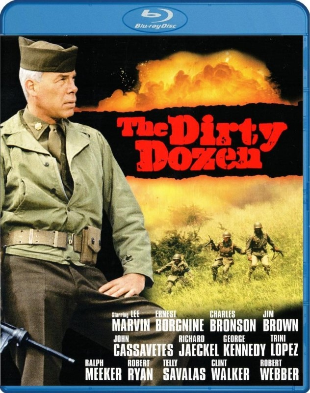 BLU-RAY MOVIE Blu-Ray THE DIRTY DOZEN