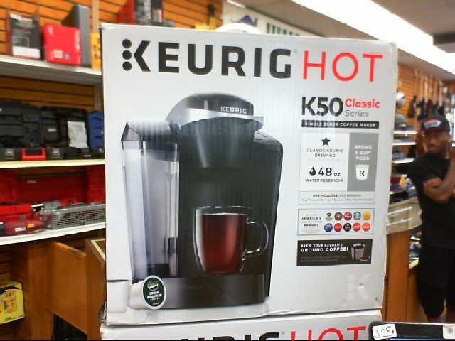 KEURIG Coffee Maker HOT K50