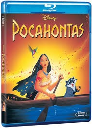 BLU-RAY MOVIE Blu-Ray POCAHONTAS