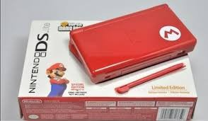 NINTENDO Nintendo DS DS LITE - MARIO EDITION