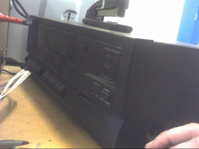 MAGNAVOX Tape Player/Recorder FCB364