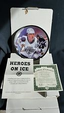 HEROS PRIDE Collectible Plate/Figurine ON ICE PLATE