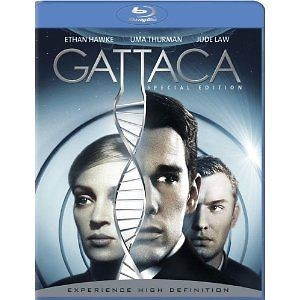 BLU-RAY MOVIE Blu-Ray GATTACA
