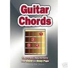 GUITAR CHORDS BOOK