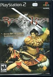 SONY Sony PlayStation 2 Game PLAYSTATION 2 RISE OF THE KASAI