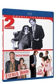 MILL CREEK ENTERTAINMENT Blu-Ray FATHERHOOD/LIFE WITH MIKEY DOUBLE FEATURE