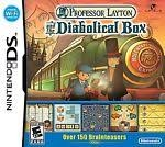 NINTENDO Nintendo DS Game PROFESSOR LAYTON AND THE DIABOLICAL BOX