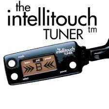 THE INTELLITOUCH Electronic Instrument TM TUNER