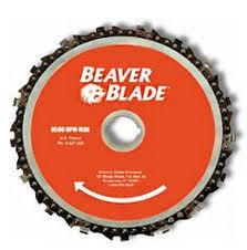 """BEAVER BLADE Miscellaneous Tool 12"""" CIRCULAR BLADE"""
