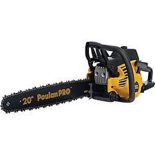 POULAN Chainsaw PP3416