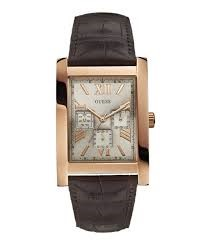 GUESS Gent's Wristwatch W0370G3