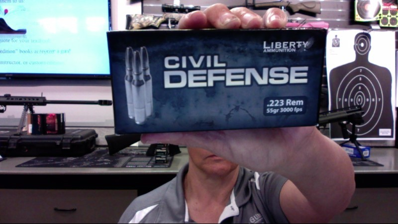 LIBERTY DEFENSE Ammunition .223