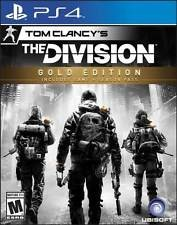 SONY Sony PlayStation 4 Game THE DIVISION PS4