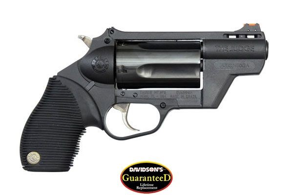 "TAURUS Revolver 4510 PUBLIC DEFENDER ""THE JUDGE"""
