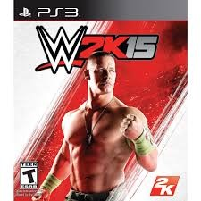 SONY Sony PlayStation 4 Game WWE 2K15 - PS4