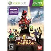 MICROSOFT Microsoft XBOX 360 Game SABAN'S POWER RANGERS SUPER SAMURAI